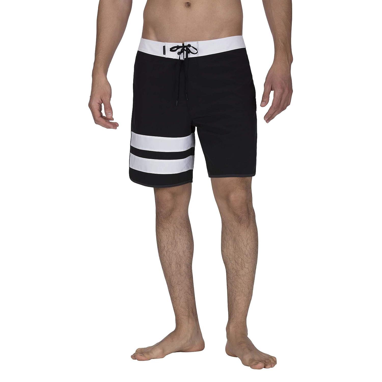 Hurley Mens Phantom Block Party 18 Swim Short Boardshort