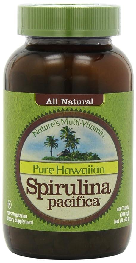 Hawaiian puro, Spirulina Pacifica, de la naturaleza multi-vitamina - Nutrex Hawai