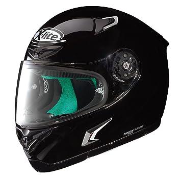 X-Lite X de 802rr Start Integral Casco Moto Ligero de Fibra – Negro Tamaño