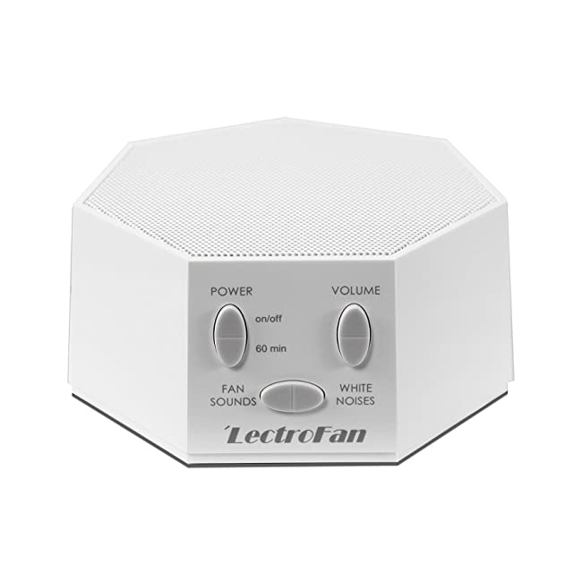 LectroFan High Fidelity White Noise Machine wi...