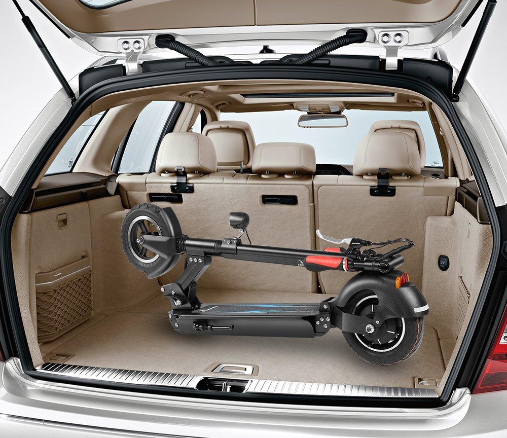 Amazon.com: icewheel S7 Smart bicicleta – Patinete eléctrico ...