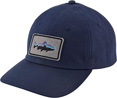 Patagonia Fitz Roy Trout Patch Trad Cap Gorra, Unisex Adulto ...