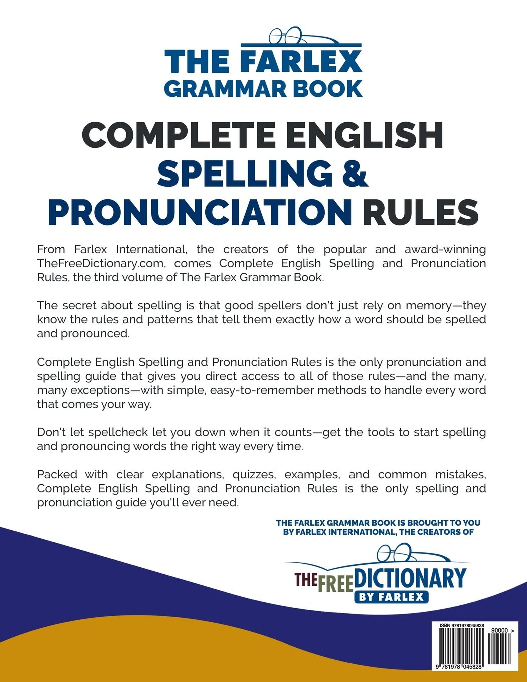 Complete English Spelling and Pronunciation Rules: Simple