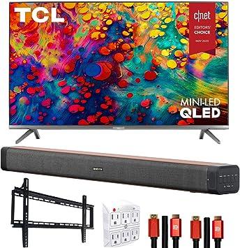 Análisis del televisor QLED Roku de la serie TCL 6 (55R625, 65R625)