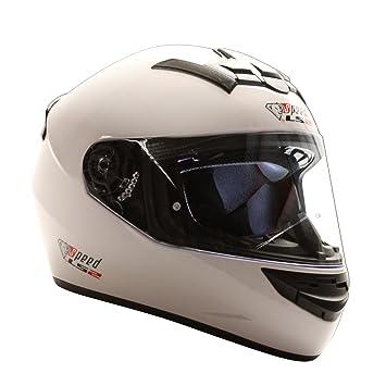 LS2 Rookie FF352 Integral casco color blanco – Edición Especial Speed Racewear – Kart & Moto