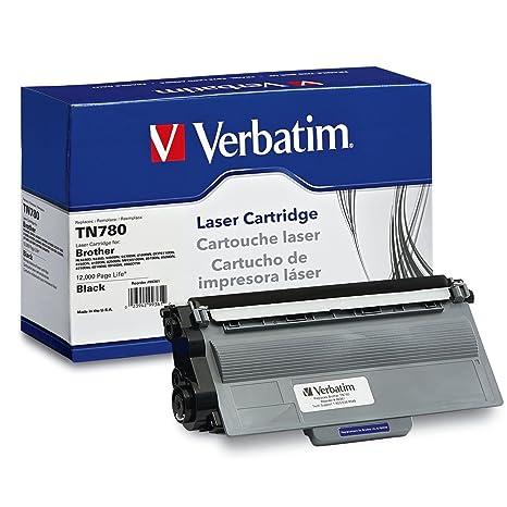 Amazon.com: Verbatim Brother TN780 Remanufactured Laser ...