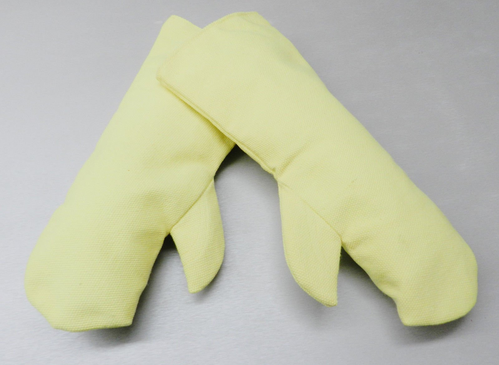 Kevlar Mitt 18'' High Temperature Heat Resistance Thermal Wool Gloves - Mittens (1.5PP)