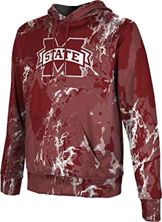 Distressed ProSphere Mississippi State University Boys Hoodie Sweatshirt