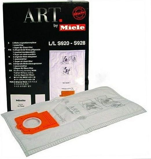 UTP Genuine Miele Art Type L L/L - Bolsa para aspiradoras (5 ...