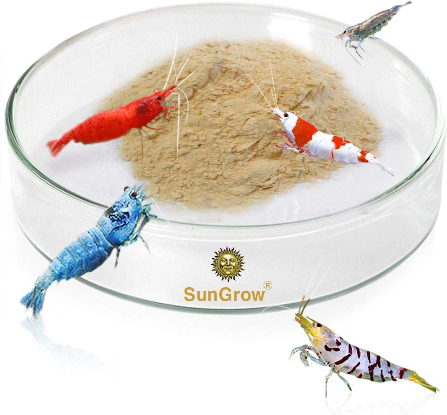 Sungrow Camarones De Vidrio De Borosilicato Resistentes, Previene Los Derrames De Alimentos