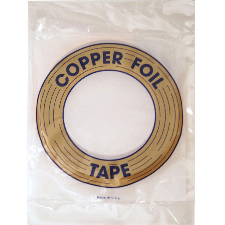 1.0 Mil 1//4 Edco Copper Foil