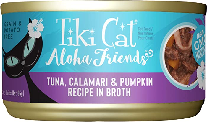 The Best High Protein Grain Free Cat Food Wet