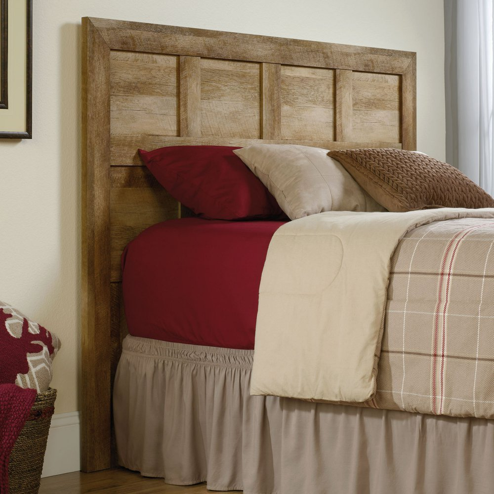 Amazon.com - Sauder Dakota Pass Full / Queen Panel Headboard ...