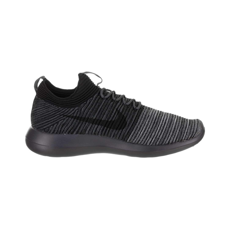 huge discount 6b9de ab095 Nike Roshe Two Flyknit V2 Men's Shoes Size 8.5 Black