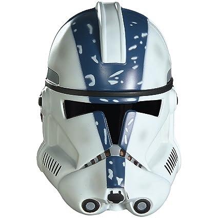 Amazon.com: Kids Clone Trooper máscara Episodio 3, Estándar ...