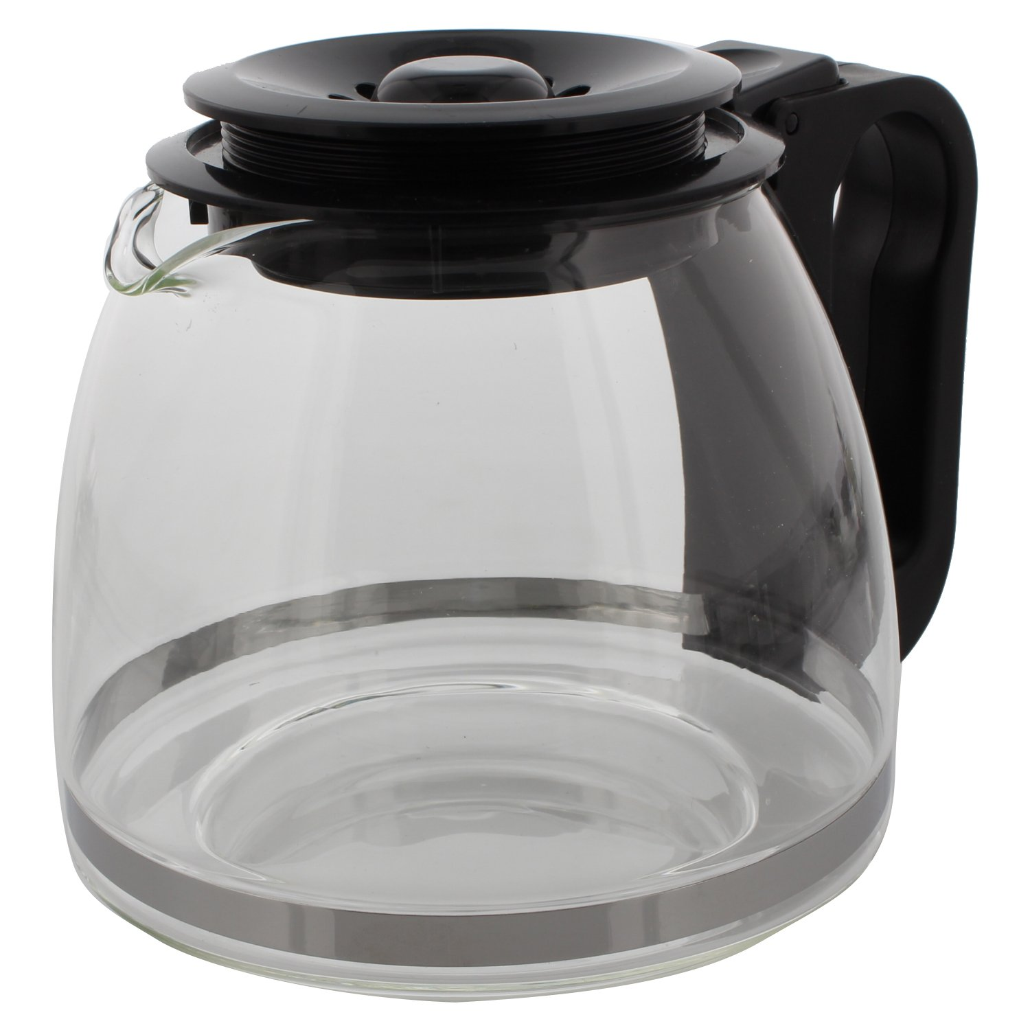 Codiac 340100Conical Replacement 9Cup Glass Jug