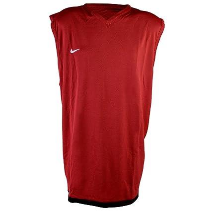 9e767c9fcbf1c1 Nike Men s Team Sports Dri-Fit Reversible Tank Basketball Sleeveless T-Shirt  3XL Reversible