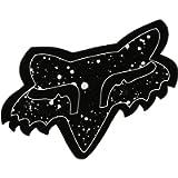 Fox Men's Splatter - 4' Sticker
