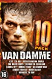 Jean Claude Van Damme - Coffret 10 DVD