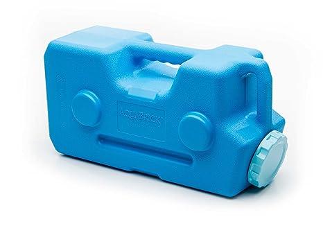 Amazoncom AquaBrick Emergency Water Food Storage Container