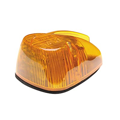 Maxxima M20311Y Amber LED Triangle Combination Marker Light for Bus/Cab: Automotive