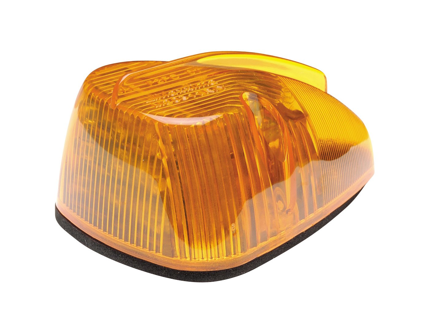 Maxxima M20311Y Amber LED Triangle Combination Marker Light for Bus/Cab
