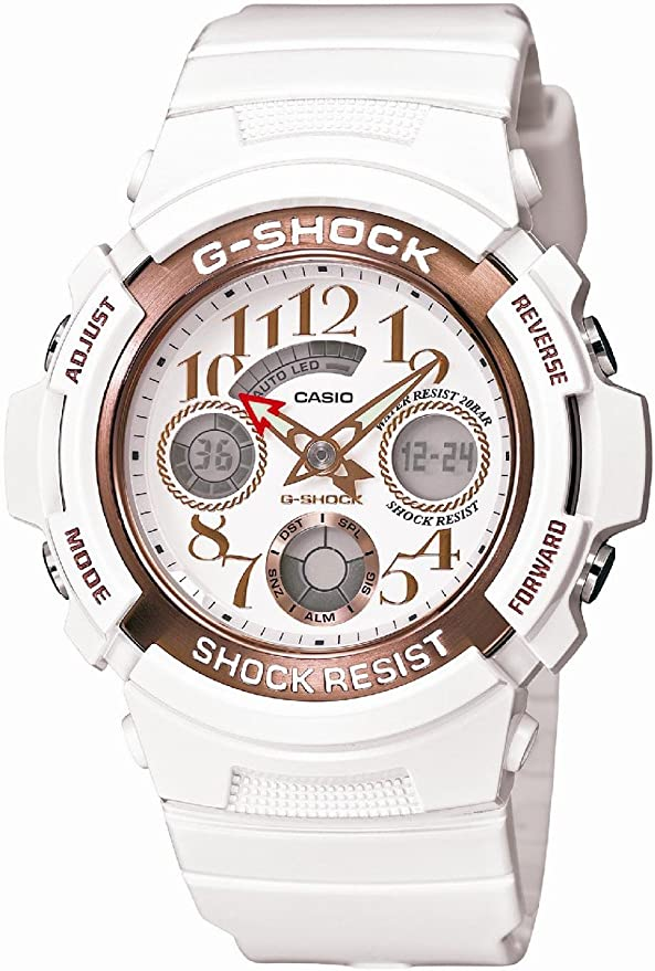 [カシオ] 腕時計 ジーショック G Presents Lover's Collection 2013 Gプレゼンツ ラバーズコレクション2013 LOV-13A-7AJR ホワイト