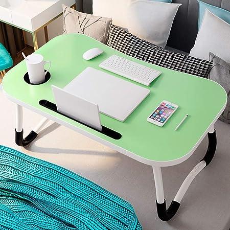 Bandeja de escritorio portátil Mesa plegable - Mesa multifuncional ...