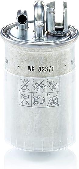 Original Mann Filter Kraftstofffilter Wk 823 1 Für Pkw Auto