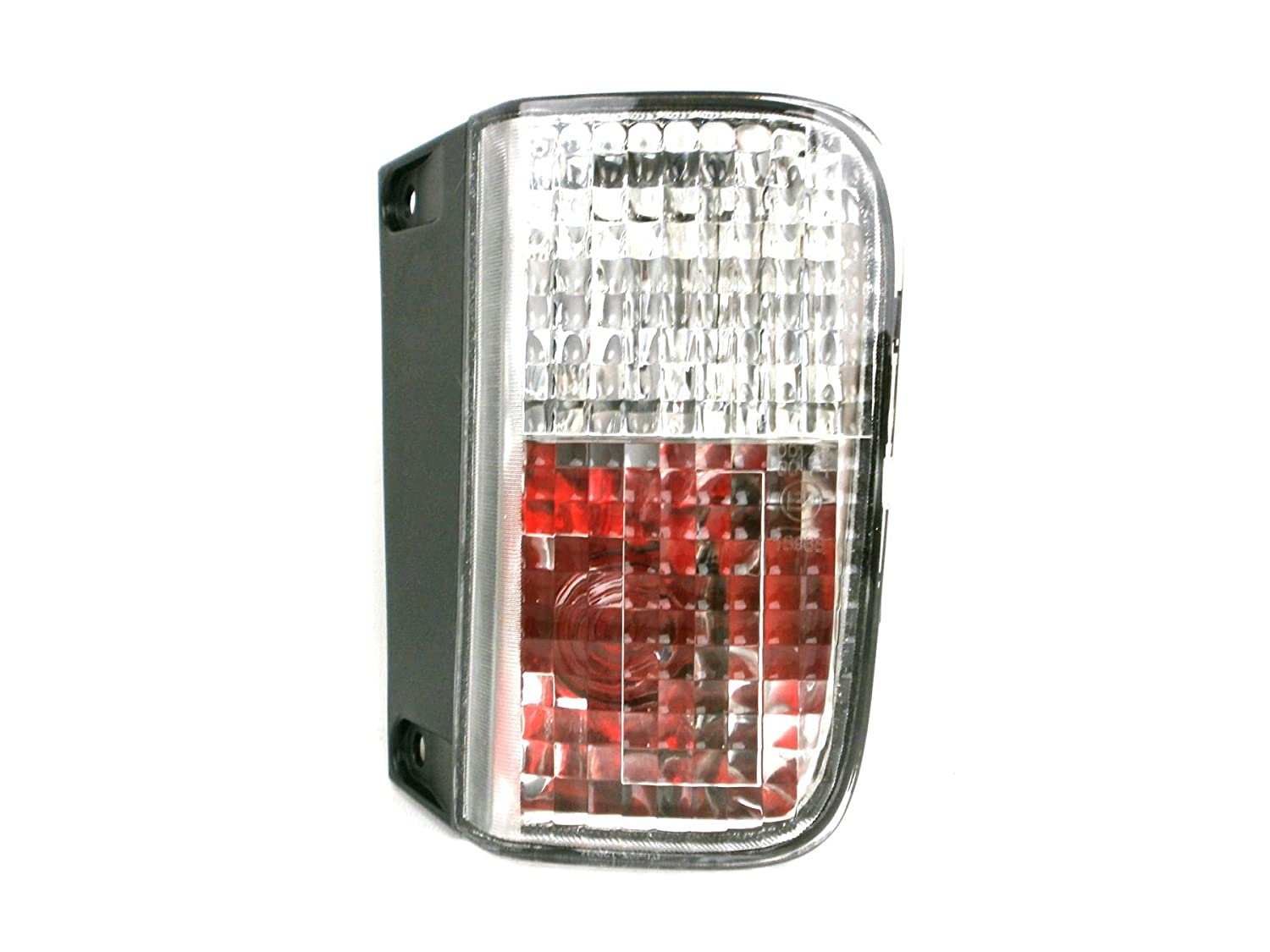 Rear Fog/Reverse Light Lamp O/S Drivers Side Right Aftermarket