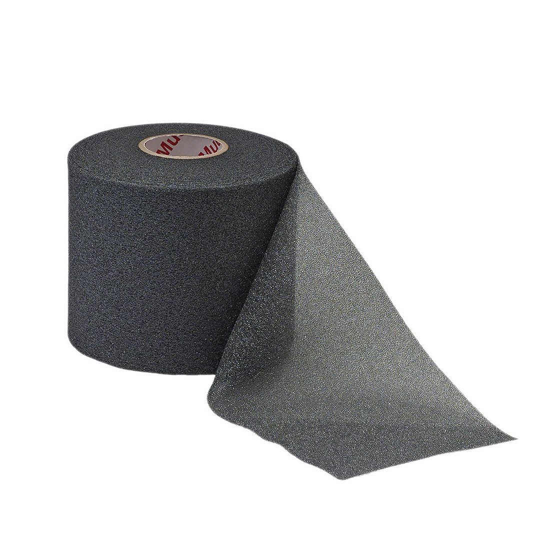Mueller M-Wrap Pre wrap for Athletic Tape (Big Black, 1 Roll)