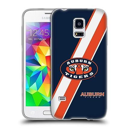 Amazon.com: Official Auburn University AU Stripes Soft Gel ...