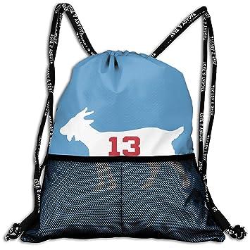 Amazon.com | Drawstring Backpack New York Odell Goat Sport ...
