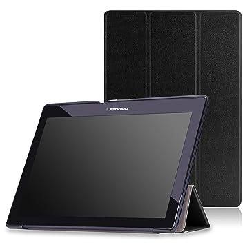 MoKo Tab2 A10-70 Funda - Ultra Slim Lightweight Smart-shell Stand Cover Funda para Lenovo Tab 2 A10-70, Tab 10(TB-X103F) 10