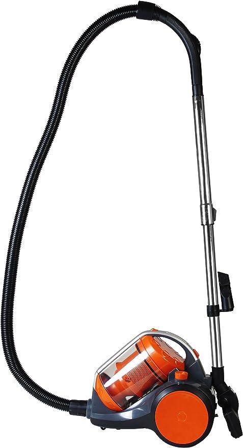 Team ST 49 T Cyclonic - Aspiradora sin bolsa (2000 W): Amazon.es: Hogar
