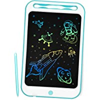 Richgv Tableta de Escritura, 10 Pulgadas Tablet de Pintar Niños,Electrónica Gráfica Portatil Tableta de Dibujo Digital…