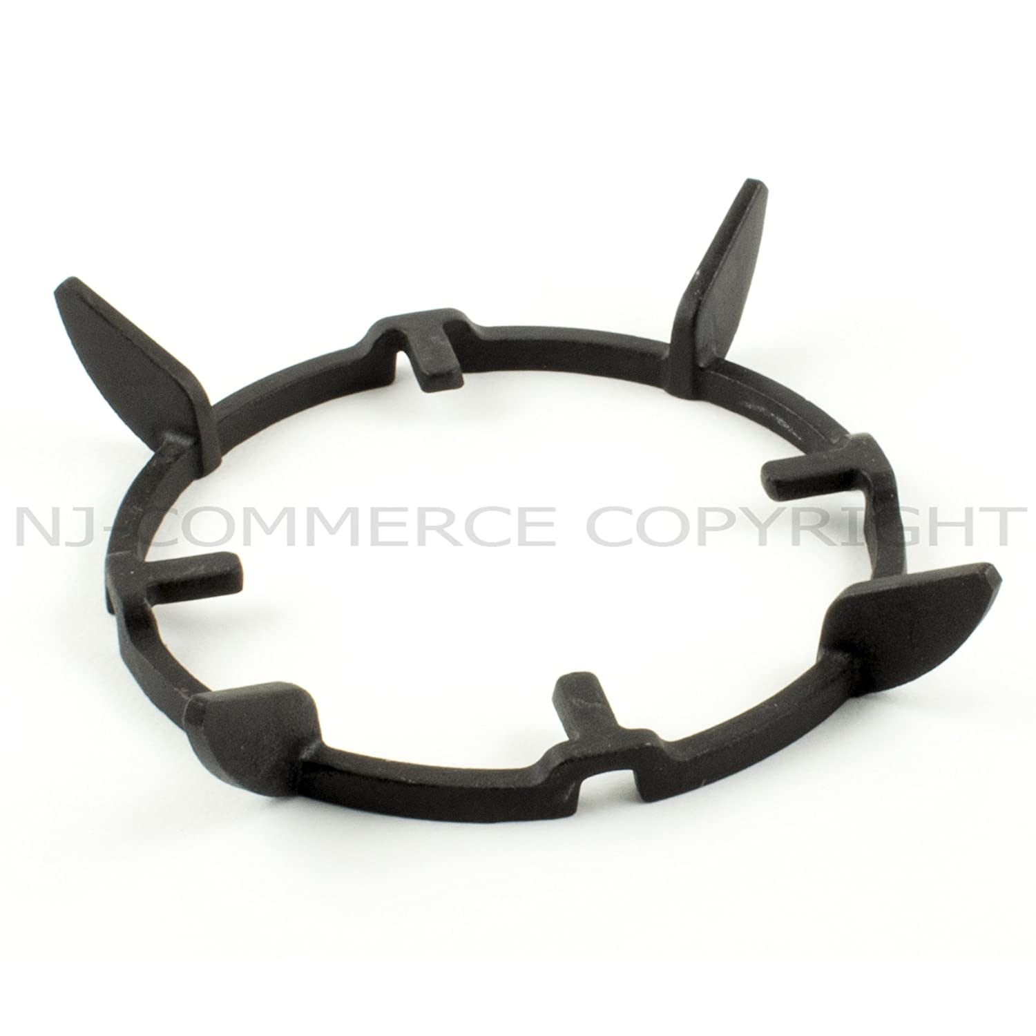 Cast Iron Wok Support Ring Cooktop Range Pan Holder Stand for Gas Hob