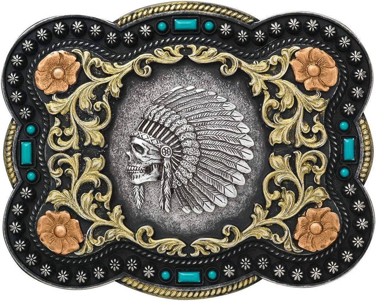 Indian Decorative Belt Buckle