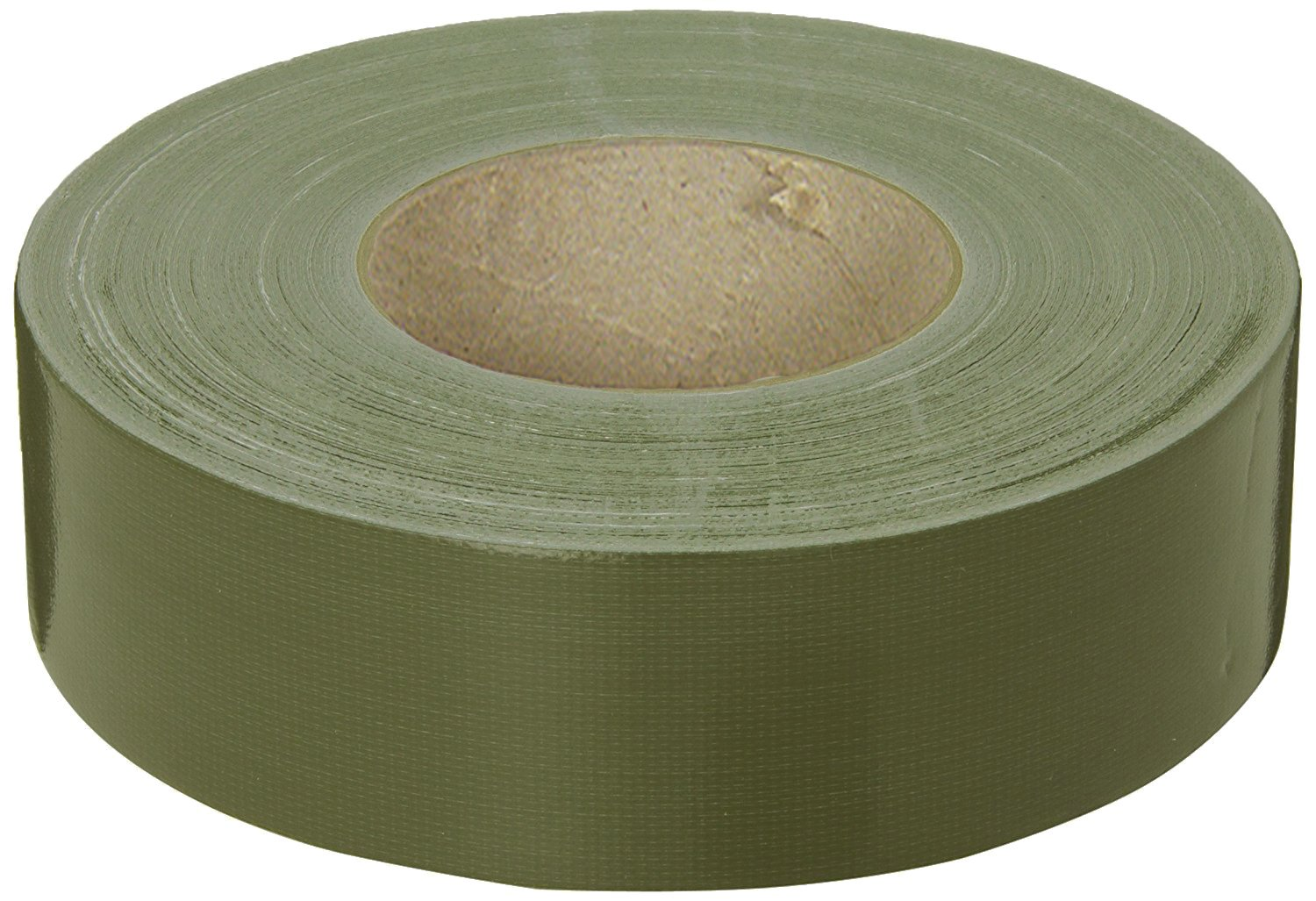 Olive Drab Military Duct Tape AKA 100 Mile an Hour Tape, 9 mil Thick, 2'' x 60 Yards US Made