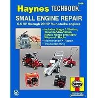 Small Engine Repair for 5.5HP thru 20HP Haynes TECHBOOK