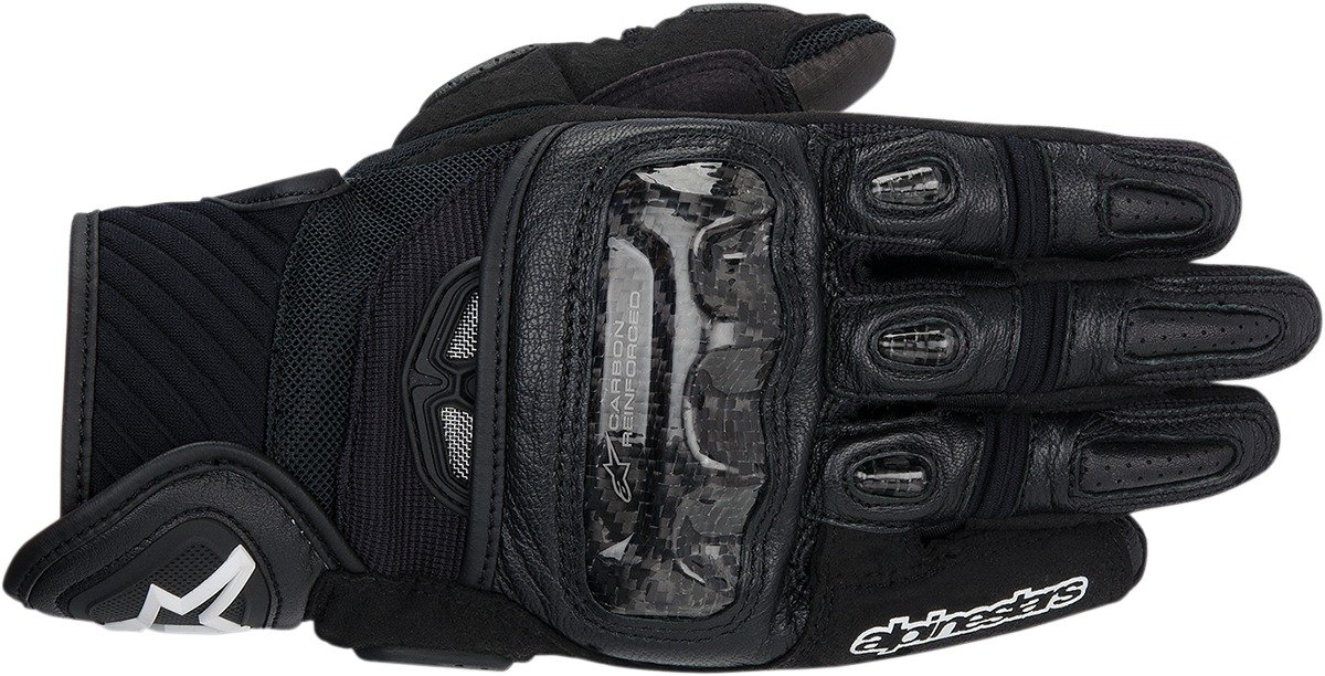 Alpinestars GP Air Men's Street Motorcycle Gloves - Black / 2X-Large