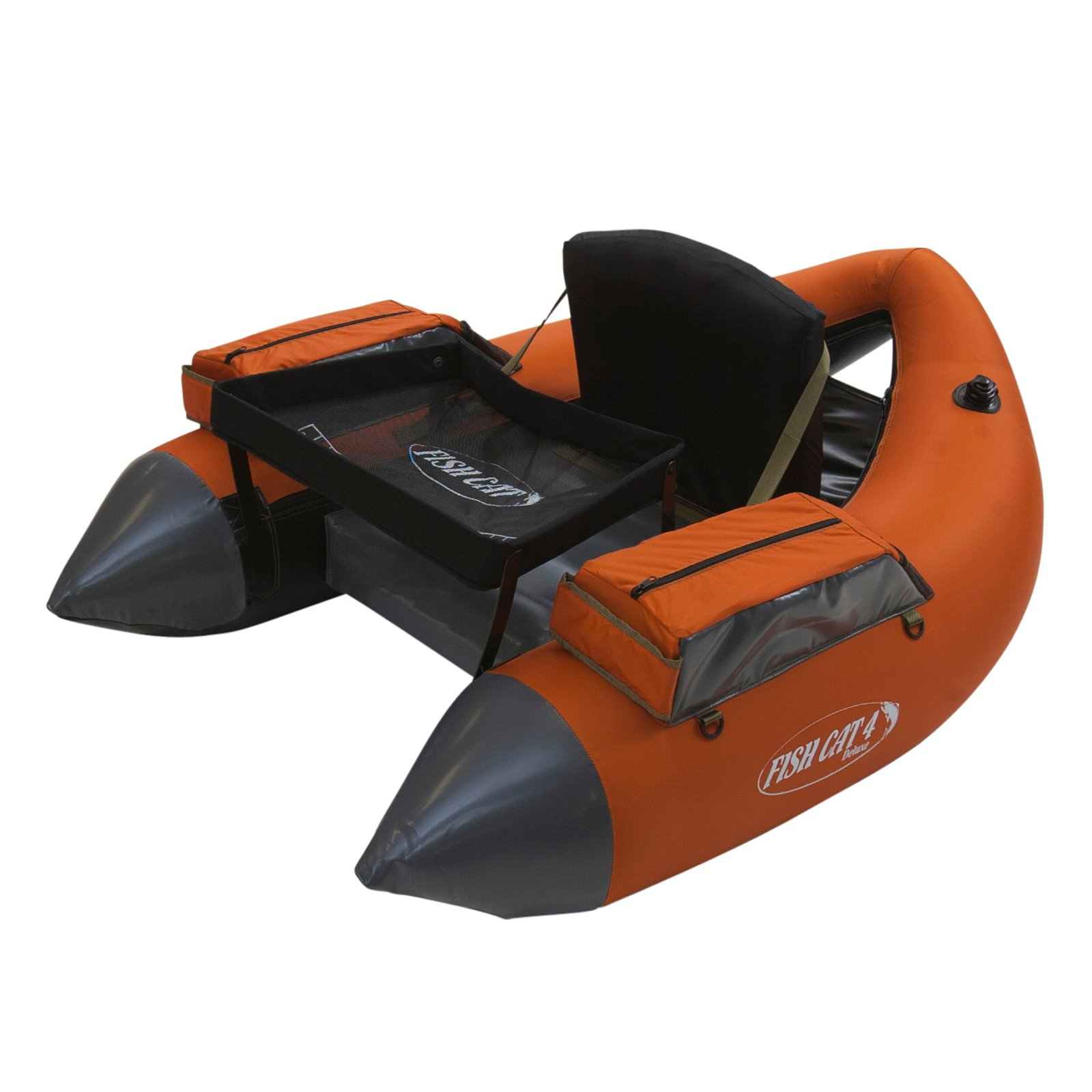 Outcast Fish Cat 4 Deluxe LCS Burnt Orange by Outcast Sporting Gear