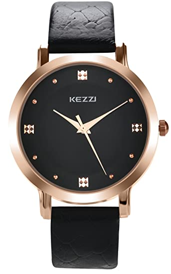 Review Mens Leather Watch Classic