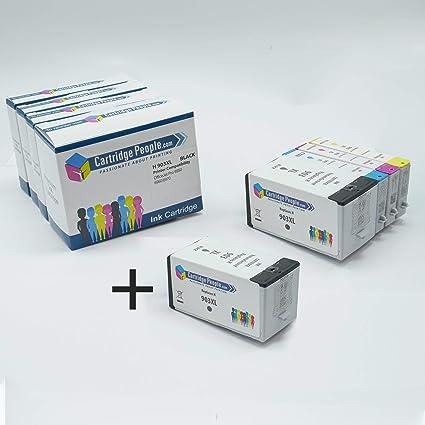 Cartuchos de Tinta de Repuesto para HP 903 XL (T6M15AE / T6M03AE ...