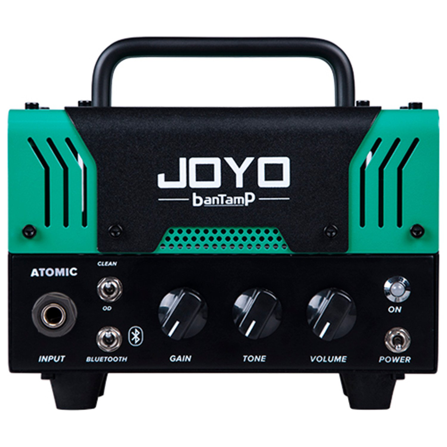 JOYO ATOMIC 20 Watt Mini Tube Head New banTamp Series by Joyo
