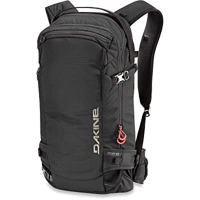 DAKINE Poacher 22L Snow Sport Backpack (Black): Clothing