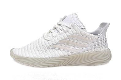 ceff9b455fa72 adidas Sobakov Mens in Cloud White/Crystal White, 7
