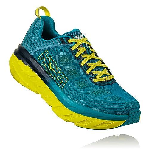 Hoka One - Zapatillas de Running para Hombre Azul Azul: Amazon.es: Zapatos y complementos