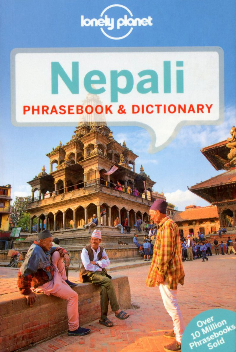 Lonely Planet Nepali Phrasebook And Dictionary  Phrasebooks