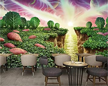 large decorative plates for the wall.htm amazon com nidezuiai mural customize 4d wallpaper sweet potato  nidezuiai mural customize 4d wallpaper